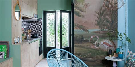 cuisine zinc maison du monde deco vert associer le vert quelle pièce accepte le vert