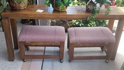 Benches Rolling Craigslist Remix Leave Sofa Table