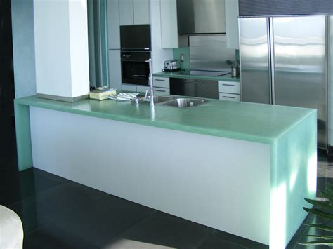 bio glass countertops bio glass aquamarine decorative glass from coveringsetc
