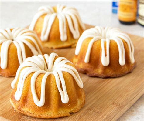 But you can make more in different small bundt pans. Mini Creamsicle Bundt Cake ⋆ Its Yummi