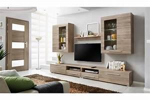 Meuble Design Tv Mural : meuble tv design mural slann chloe design ~ Teatrodelosmanantiales.com Idées de Décoration