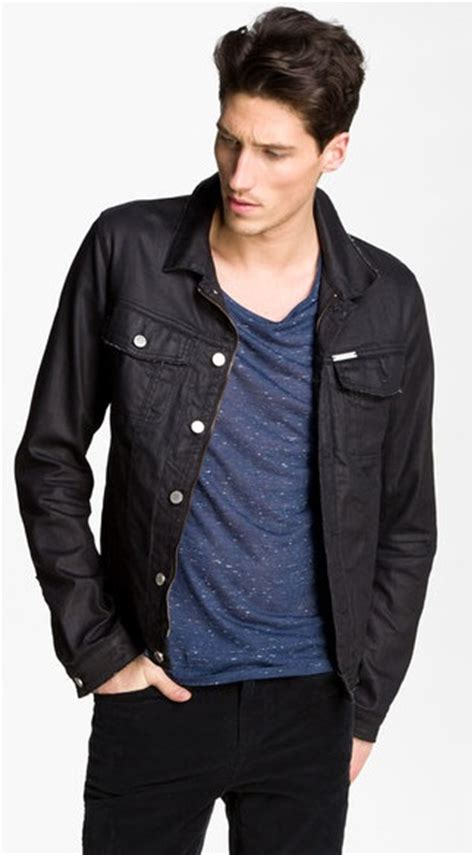 Black Denim Jackets u2013 Jackets