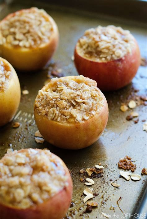stuffed apples baked stuffed apples recipe dishmaps
