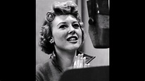 Barbara Ruick – Someone to Watch Over Me - YouTube