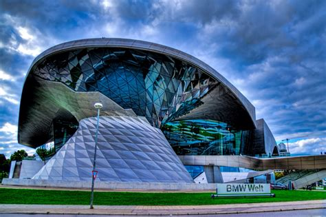 bmw welt junior campus munich germany