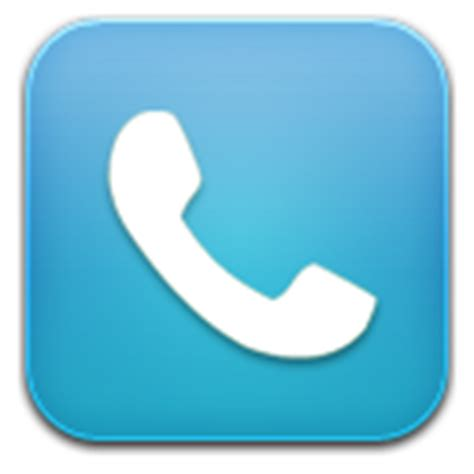 telephone icon png blue phone blue black icon cold fusion hd iconset chrisbanks2