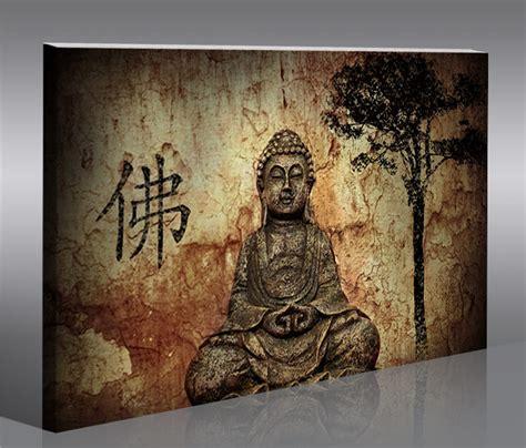buddha bild leinwand buddha v10 100 bild bilder auf leinwand wandbild poster ebay