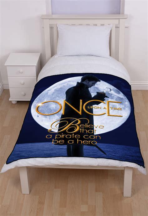 home design comforter once upon a captain hook bedding fleece throw blanket