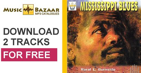 R. L. Burnside Mp3 Buy, Full Tracklist