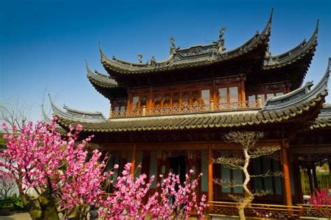 Chinese Architecture Important Part National Culture