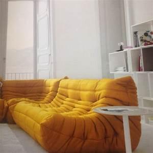 canape togo ligne roset occasion meuble de salon With canapé cuir ligne roset occasion