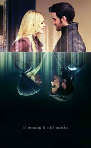 Emma and Hook | Captain swan, Hook, emma, Once upon a time
