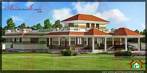 TRADITIONAL STYLE KERALA HOUSE IN 3000 SQFT - ARCHITECTURE ...