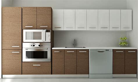 Vinyl Kitchen Flooring Ideas - contemporary kitchen wall cabinets