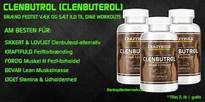 Clenbutrol Crazy Bulk  Clenbuterol  Anmeldelse  U2502 Efter 1 M U00c5ned