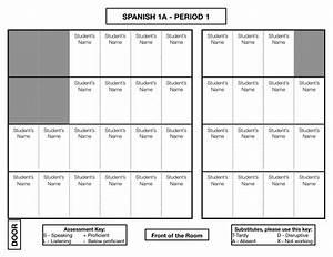 Seating Chart  U2013 The Comprehensible Classroom