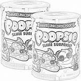 Poopsie Coloring Slime Surprise Unicorn Colorear Unicornio Dibujos Lol Personajes Ese Comments sketch template