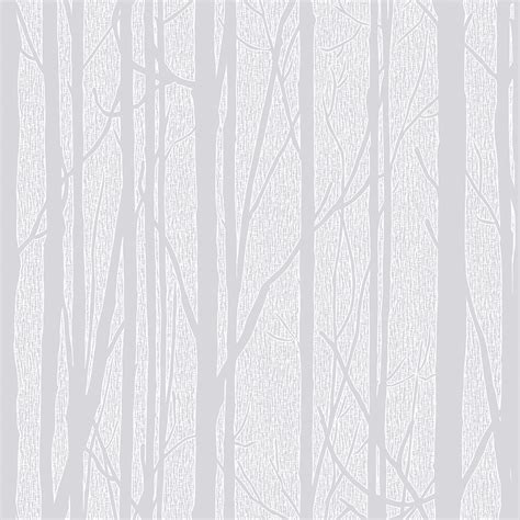 themed living room craig white trees paintable wallpaper departments