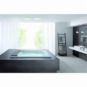 Baignoire Pour Deux : baignoire rectangulaire pour une ou deux personnes ~ Premium-room.com Idées de Décoration