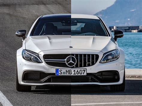 Vs C63s 2018 vs 2019 mercedes amg c63 here s what s new carbuzz
