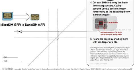 husmanss nano sim card template letter size