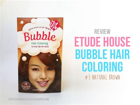 Jual Etude House Style Hair Coloring review etude house style hair coloring in