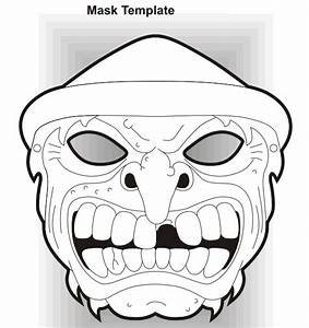 cyclops mask template images template design ideas With cyclops mask template