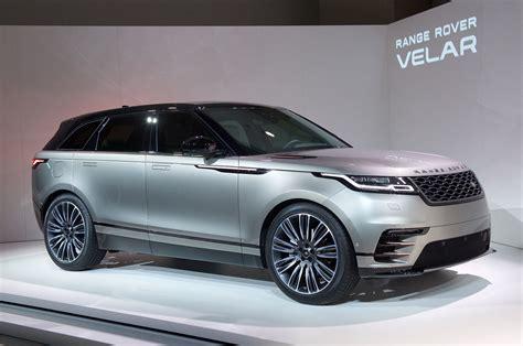 range rover velar look 2018 range rover velar automobile magazine