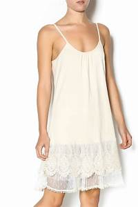 Winter Lennon Lace Dress Extender from California by