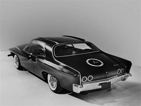 Dodge Car : Dodge Flite Wing Concept Car (1961)