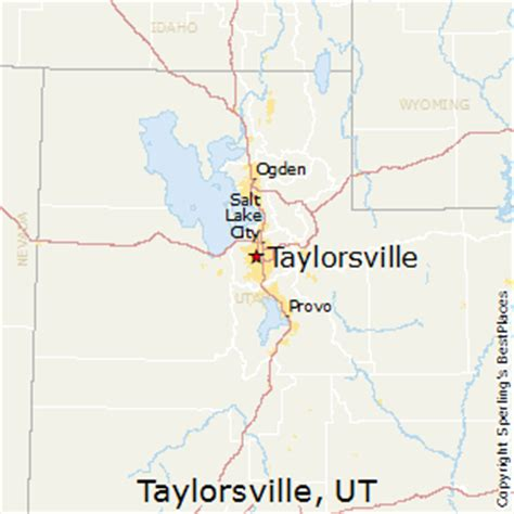 best places to live in taylorsville utah