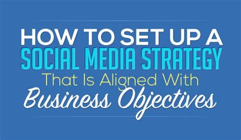 step social media marketing strategy infographic