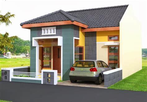 interior eksterior rumah minimalis ragam  bentuk atap