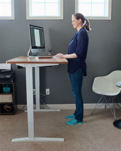 how tall should a standing desk be standing desk for a home office