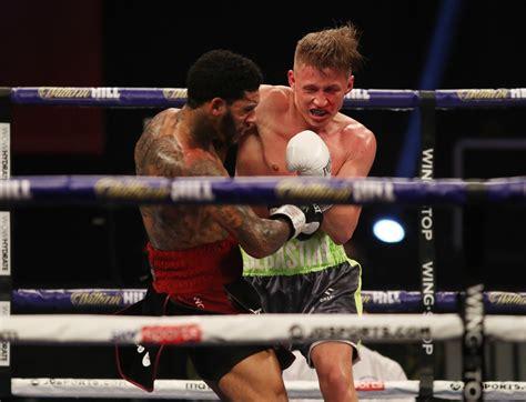 Benn Dominates Formella, Wants Josh Kelly Next — Boxing News