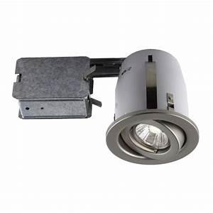 Lithonia lighting in gu nickel recessed gimbal kit