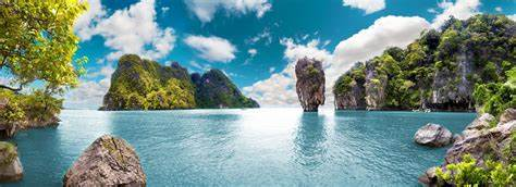 Cities, temples, beaches and jungle in Thailand   5 ...