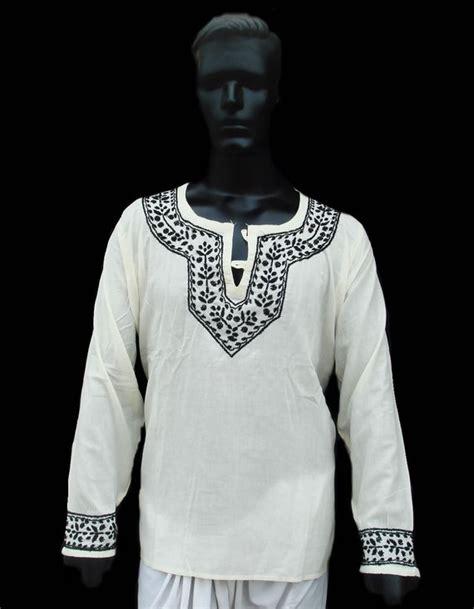 Plus size clothing for mens tunic kurta shirt Boho dress