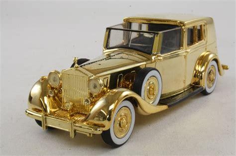 plated rolls royce corgi classics cc06804 1937 rolls royce sedanca de ville