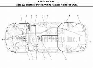 Buy Original Ferrari 456 Gta 129 Electrical System Wiring