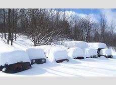 Plenty of Snow in Vermont, Too eWillys