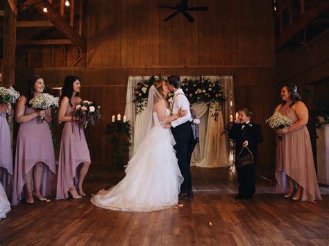 Laid Back Mississippi September Wedding