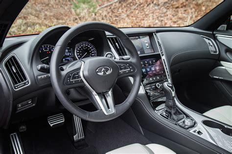 infiniti q60 interior review 2017 infiniti q60 sport awd canadian auto review