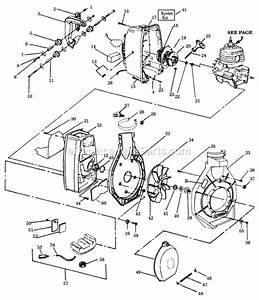 Poulan Pp420 Parts List And Diagram   Ereplacementparts Com