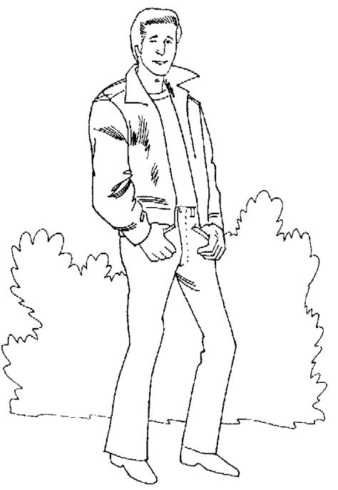 disegni da colorare once upon a time henry coloring pages az coloring pages