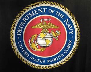 Marine Corps Logo Wallpaper - WallpaperSafari