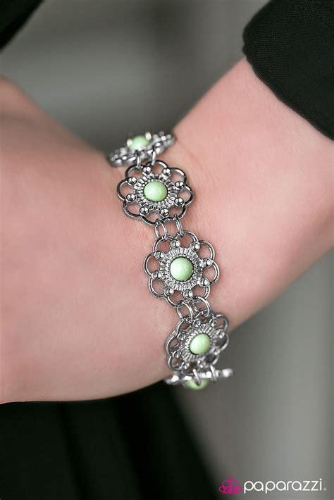 garden life necklace  bracelet set paparazzi