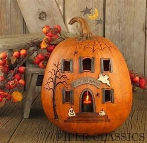 75, Innovative, Pumpkin, Decoration, Ideas, For, Halloween
