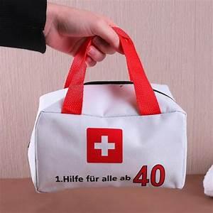 Ideen Zum 40 Geburtstag Mann : kleiner notfallkoffer zum 40 geburtstag ~ Avissmed.com Haus und Dekorationen