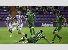 Valladolid vs Leganés El sueño del Leganés se extiende a